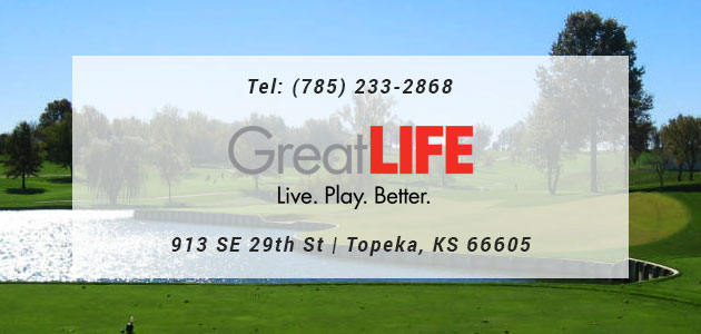GreatLIFE Golf & Fitness