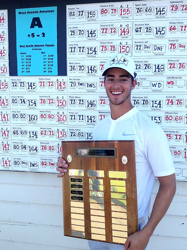 West Seattle Am Champion