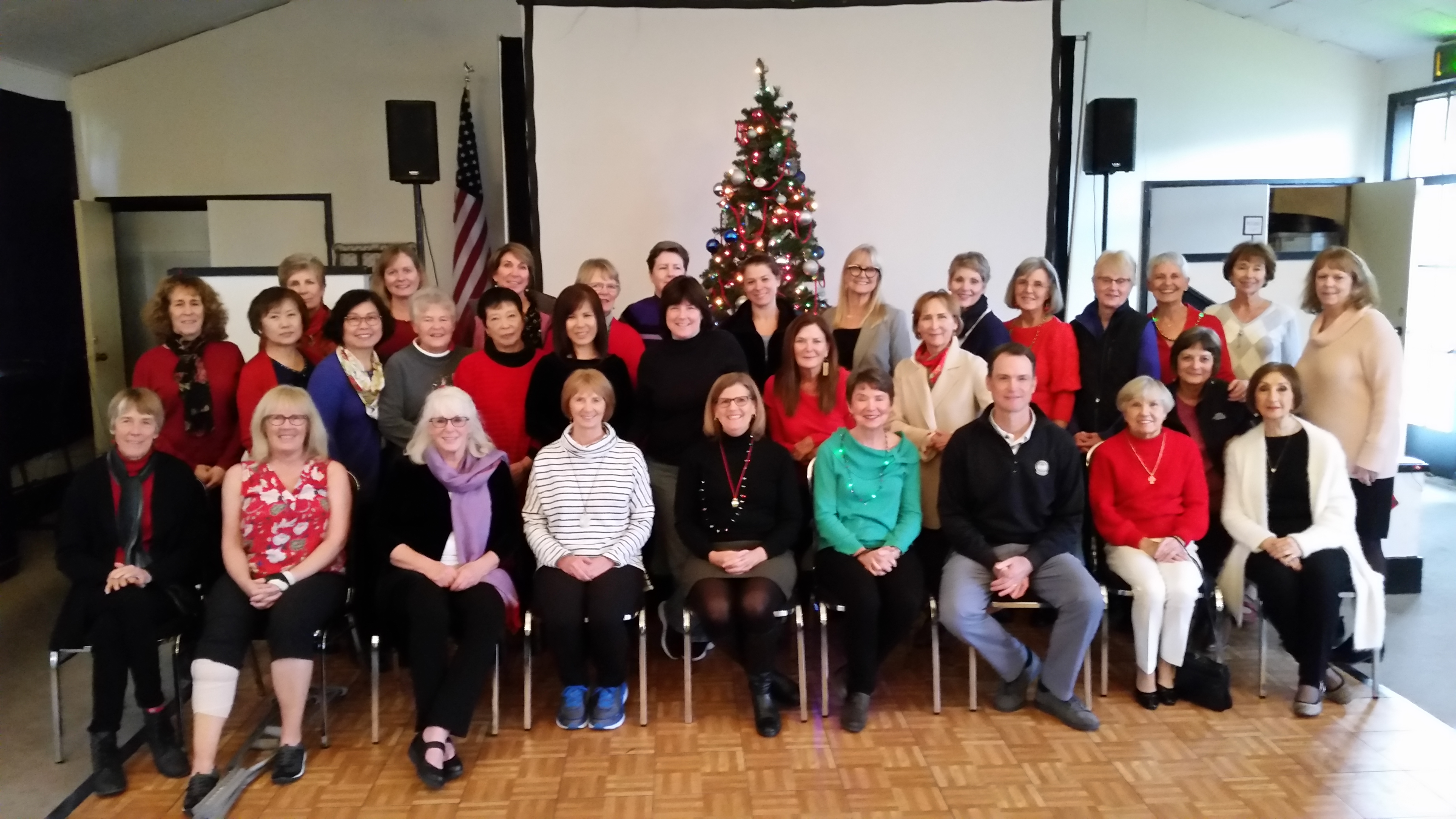 Ladies Club Holiday Awards Lunch