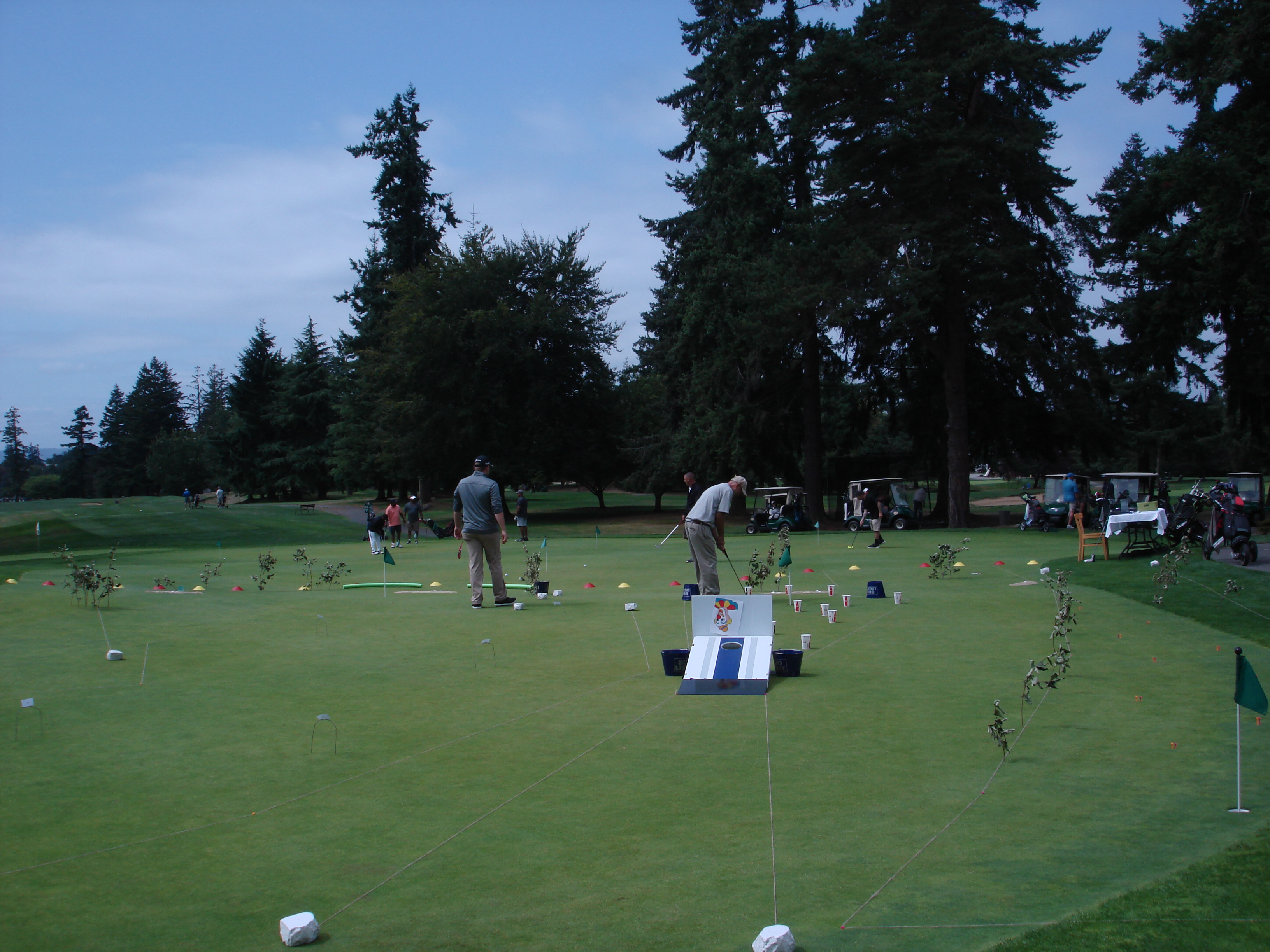 Legion Putting Contest Aug. 16th