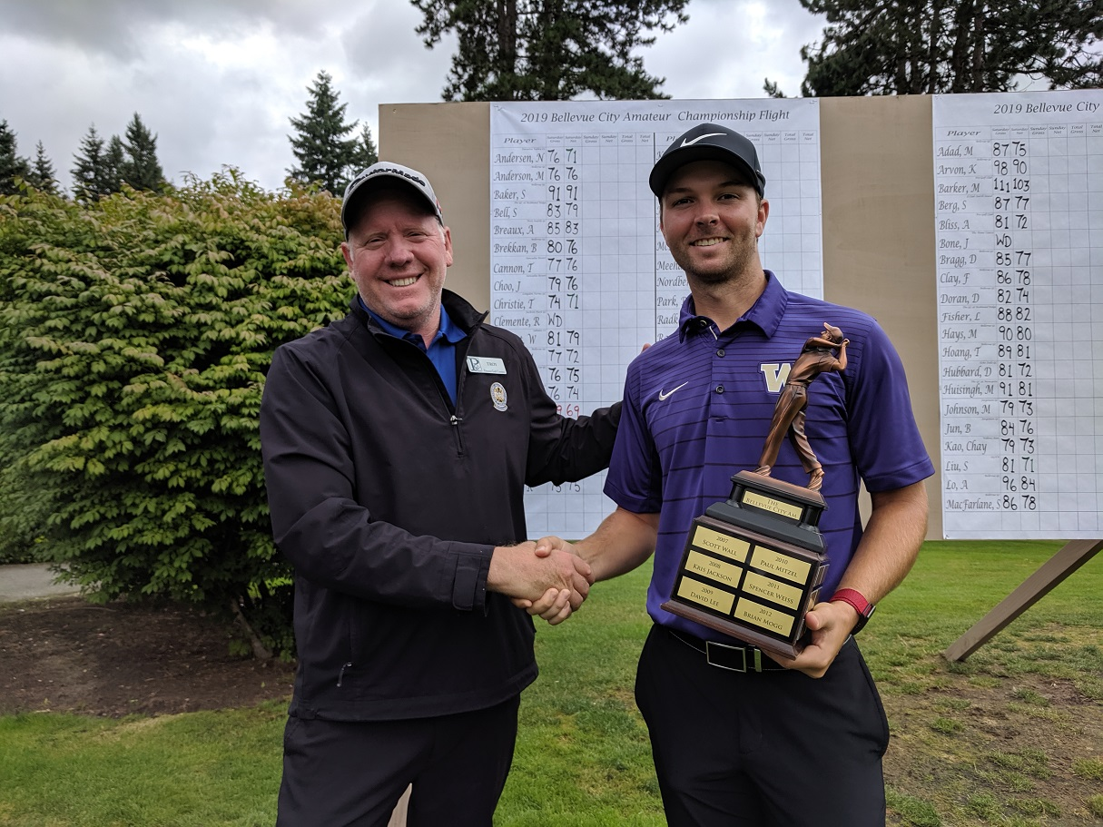 2019 Bellevue City Am Champion