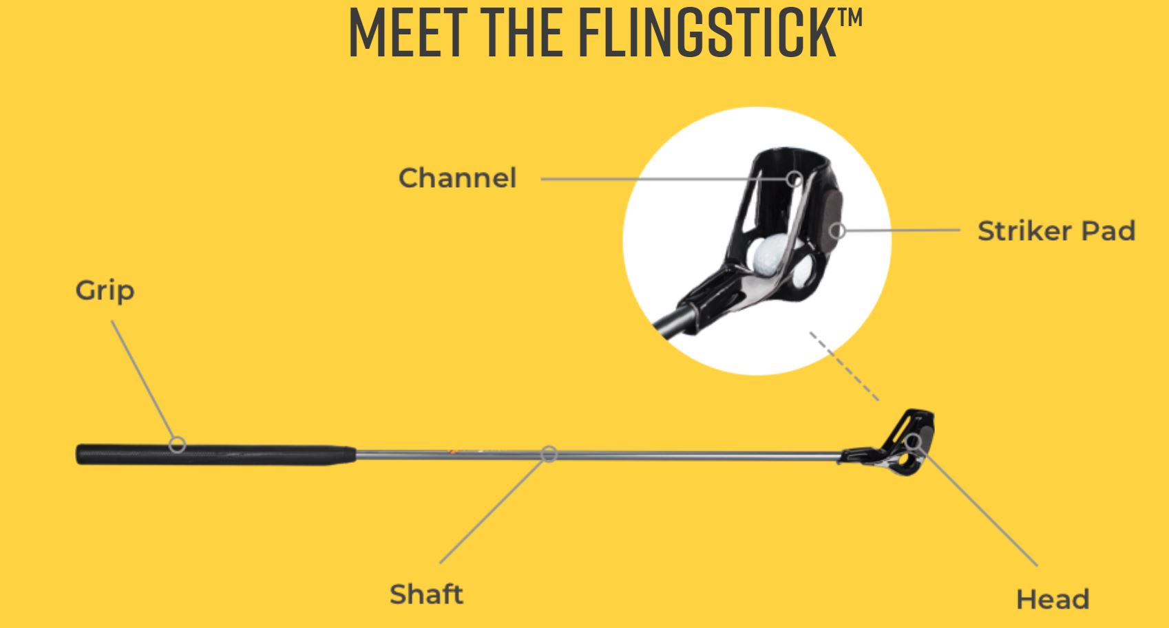 What is a Fling Stick Image