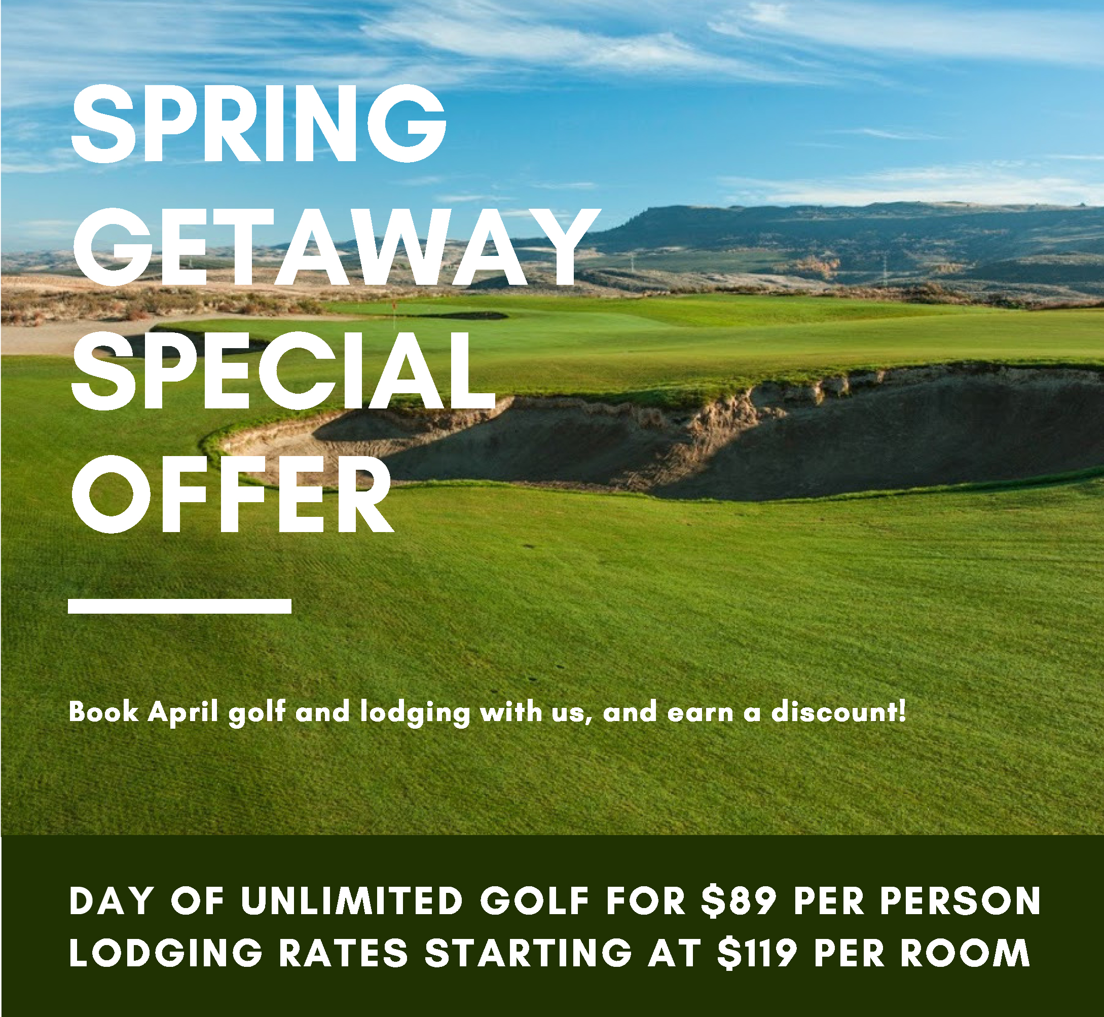 Gamble Sands Offer