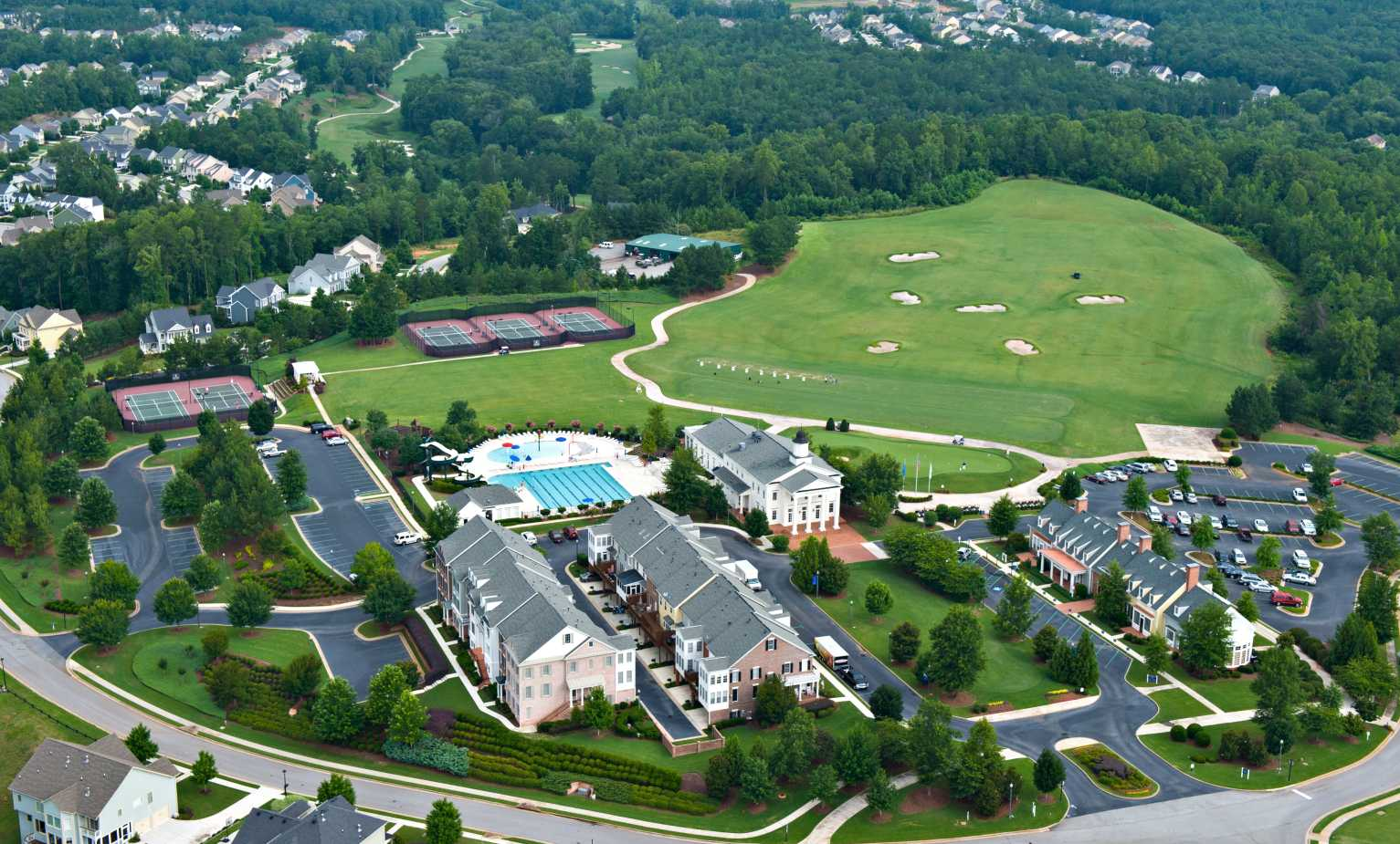 Reunion Country Club | N Atlanta's Favorite Place to Play