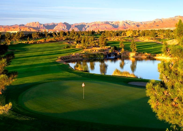 Angel Park Golf Club in Las Vegas, Nevada - Managed by OB Sports